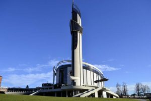 Sanktuarium w Łagiewnikach