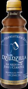 butelka Dziedzilla new