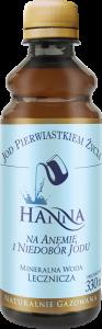 butelka Hanna new