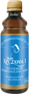 butelka Szczawa I